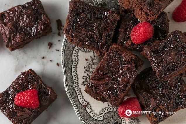 Шоколадный брауни: простой и очень вкусный