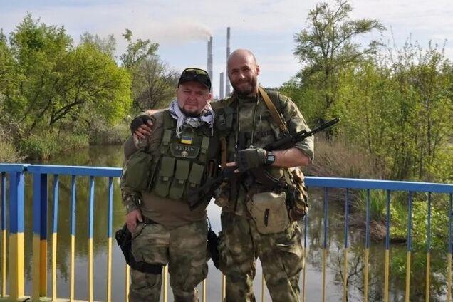 Денис Ермак и Богдан Коваль