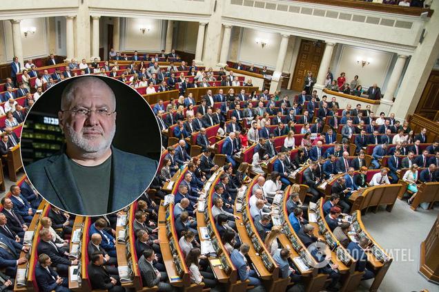 Колишній власник Приватбанку Ігор Коломойський