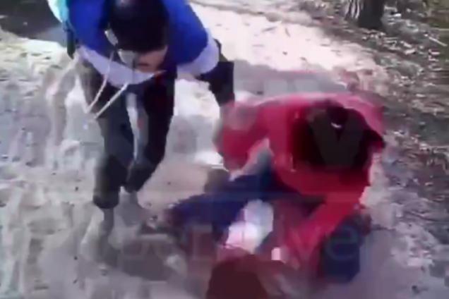 У Коцюбинському неповнолітні побили ровесницю