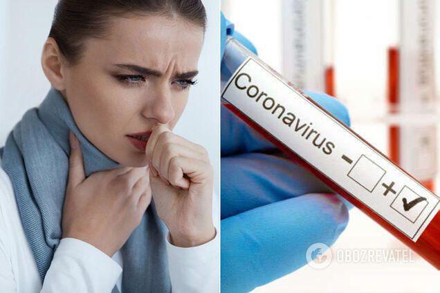 Названо маловідому ознаку коронавірусу: легко помітити самому