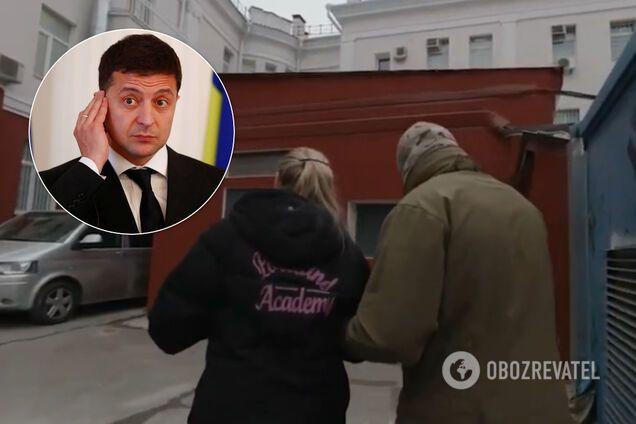 """У Зеленського відреагували на затримання """"українських агентів"""" у Криму"""