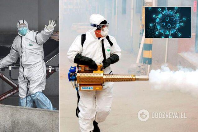 В Китае подтвердили новый путь передачи коронавируса: заразиться может любой