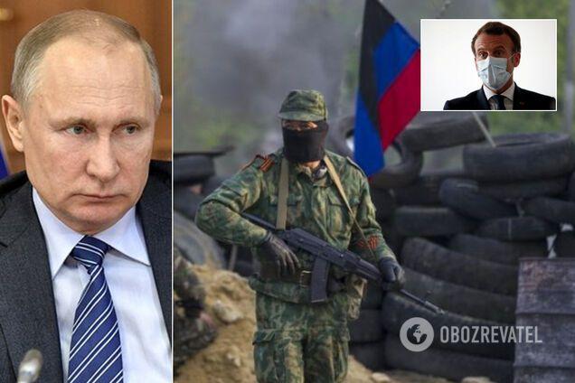 Мир хочет заставить Путина уйти из Украины