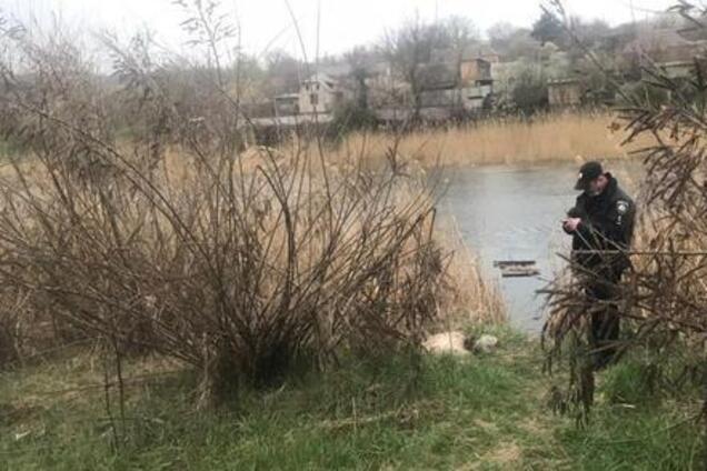 У Кривому Розі на березі річки знайшли труп в мішку