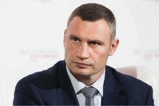 Кличко відреагував на скандал із хабарем у КМДА