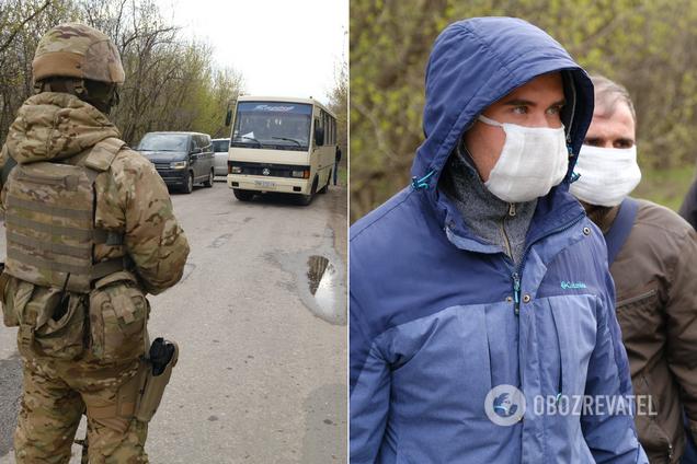 """Опубліковано повний список звільнених із полону """"ДНР"""" і """"ЛНР"""""""