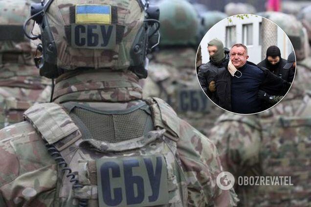 У Києві затримали поплічника генерал-майора СБУ Валерія Шайтанова