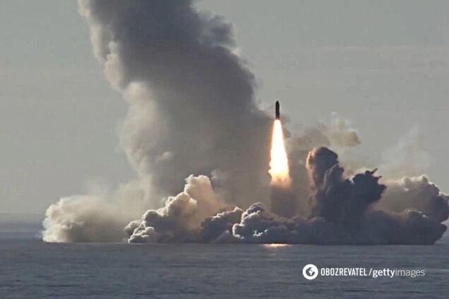 Испытание ядерного оружия