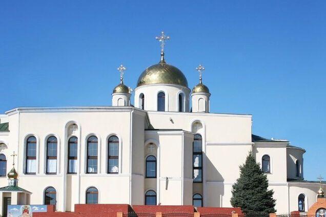 Свято-Воскресенский Теплодарский монастырь
