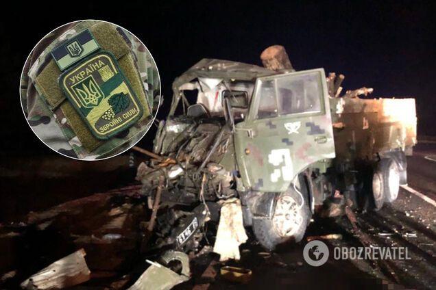Під Мелітополем військовослужбовець влаштував смертельну ДТП