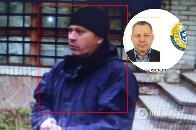 Працівник ФСБ Ігор Єгоров погрожував повернутися в Україну на танку