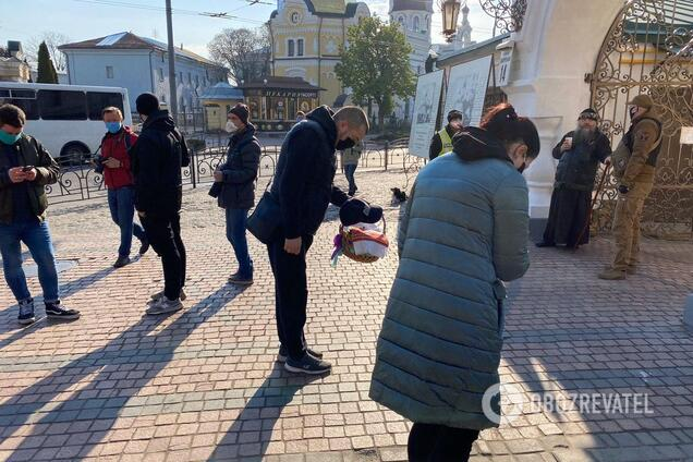 Украина отпраздновала Пасху в условиях карантина: как это было