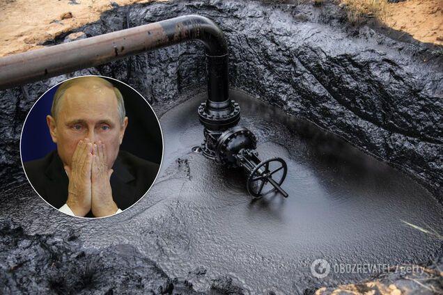 Нафта в Росії