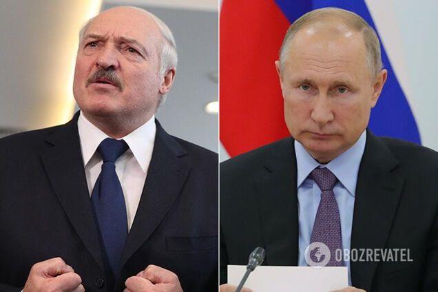 """Лукашенко жестко высказался о """"союзном государстве"""""""