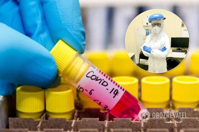Главврач больницы в Киеве рассказала, как протекает коронавирус. Иллюстрация