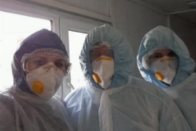 Медики на Тернопільщині