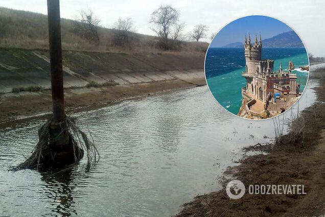Вода в Криму