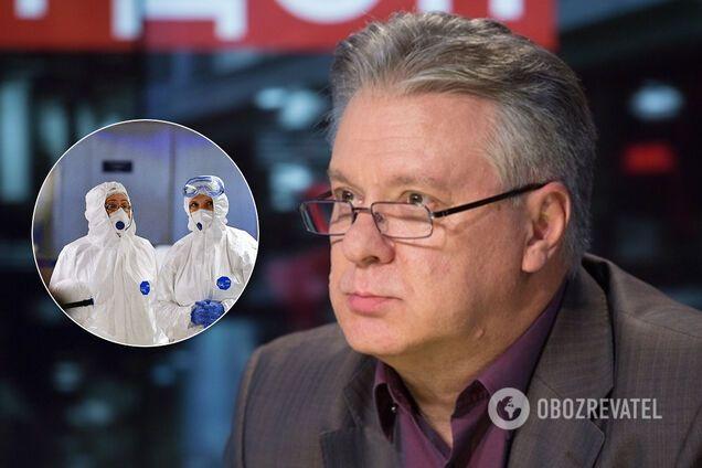 """""""Маски еще долго будем носить"""": украинский экс-разведчик рассказал, как изменится мир после пандемии"""