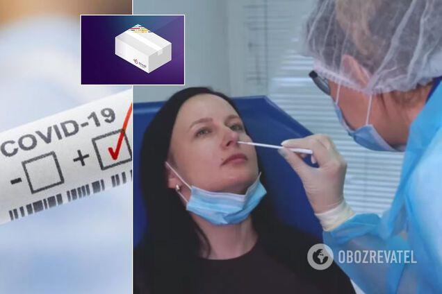 У США розробили тест-системи для самодіагностики коронавірусу