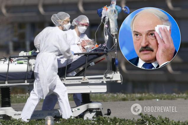 В Беларуси резко ускорился коронавирус