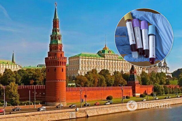 У Києві інтернет-промоутер поширював фейки про COVID-19 на замовлення росіян. Ілюстрація