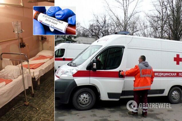 """Нікого не тестують, масок немає: медики розповіли про реальну ситуацію в лікарнях """"ЛНР"""" через COVID-19"""