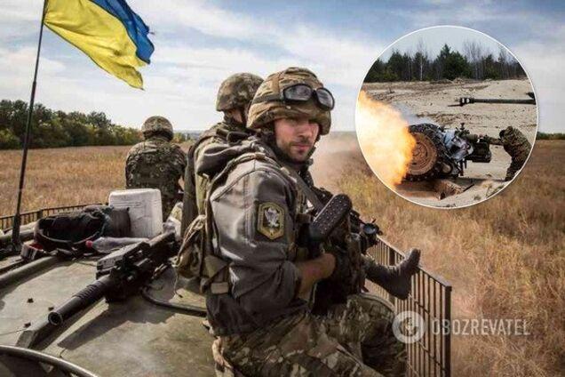 Найманці Росії атакували ЗСУ на Донбасі