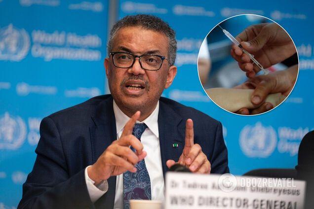 Из-за сбоев с вакцинами: ВОЗ предупредила о возможных вспышках опасных инфекционных болезней