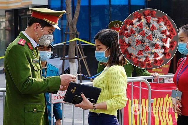 COVID-19 во Вьетнаме