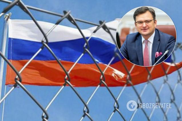 Украина заблокировала в ООН отмену санкций против России