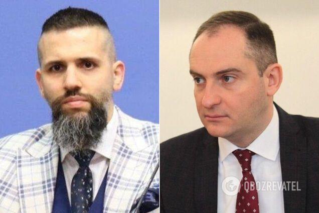 Максим Нефьодов и Сергей Верланов