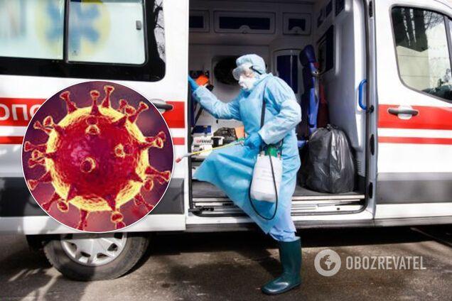 Под Одессой семейный врач с коронавирусом заразил 32 медика
