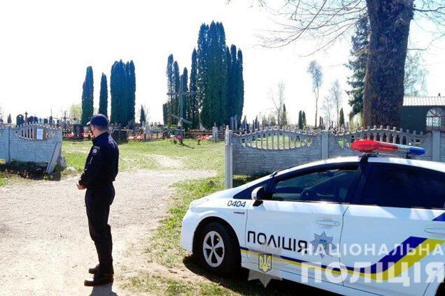 В Україні закрили кладовища