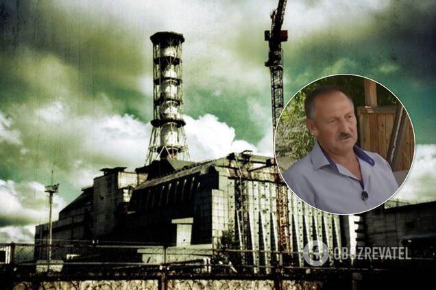 Петр Шаврей тушил Чернобыльскую АЭС