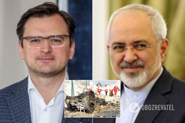Катастрофа літака МАУ: Іран заявив, що винні будуть покарані