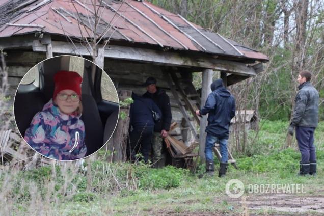 На Харківщині знайшли мертвою 6-річну Мілену Шєвельову