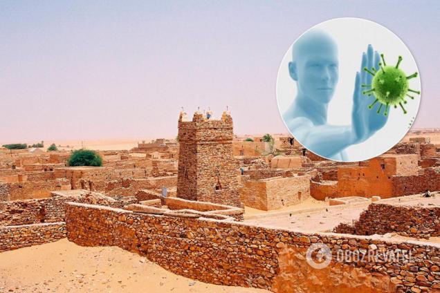 Мавритания первой в мире заявила о победе на коронавирусом
