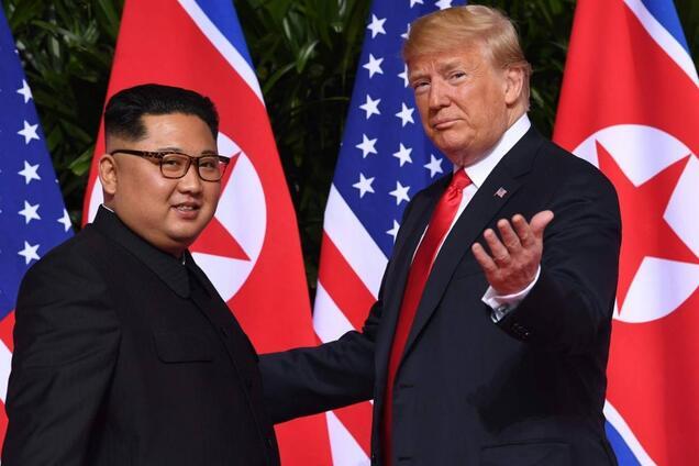 Трампу вдалося дізнатися, що трапилося з Кім Чен Ином