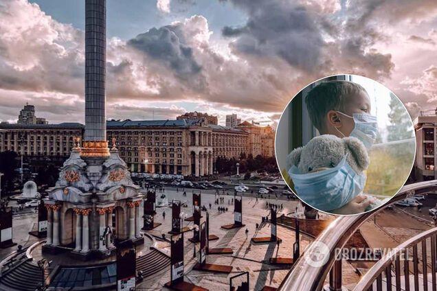 У Києві майже 1300 осіб заразилось коронавірусом. Ілюстрація