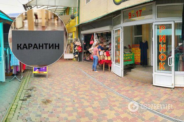 У Тернополі ринки вирішили не відкривати