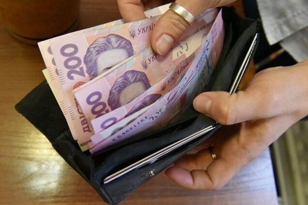 В Украине выросли зарплаты