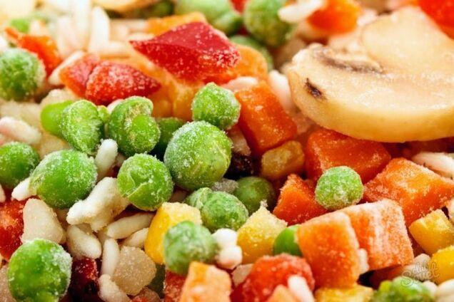 Парадоксальные факты о пользе замороженных и консервированных продуктов