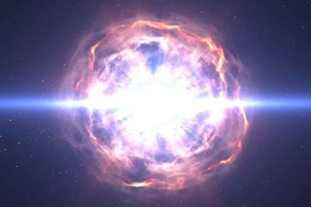 смерть звезды