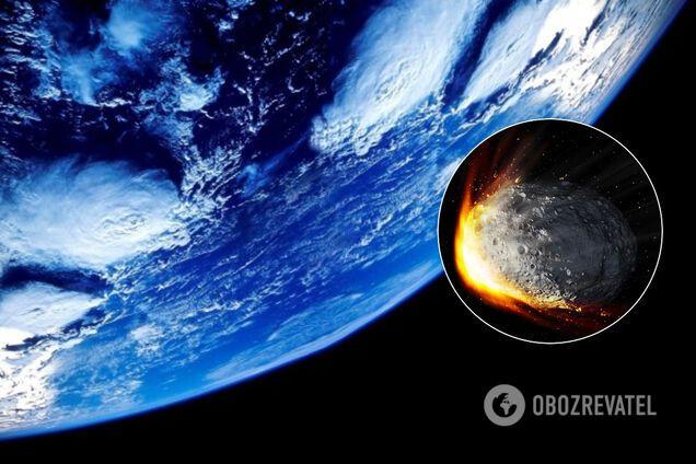 Величезний астероїд летить до Землі