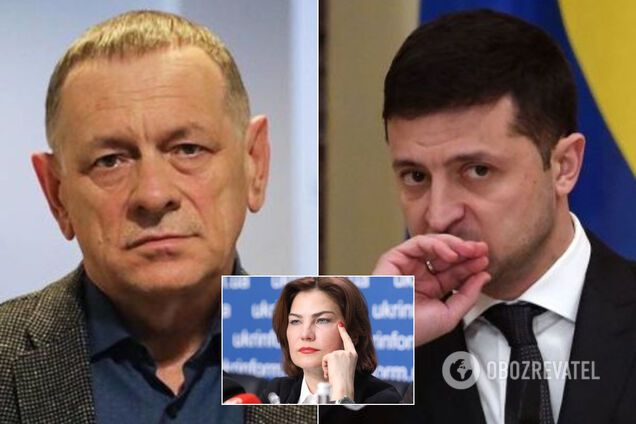 Віктор Гандзюк звернувся до Зеленського через рішення Венедіктової в справі про вбивство його доньки