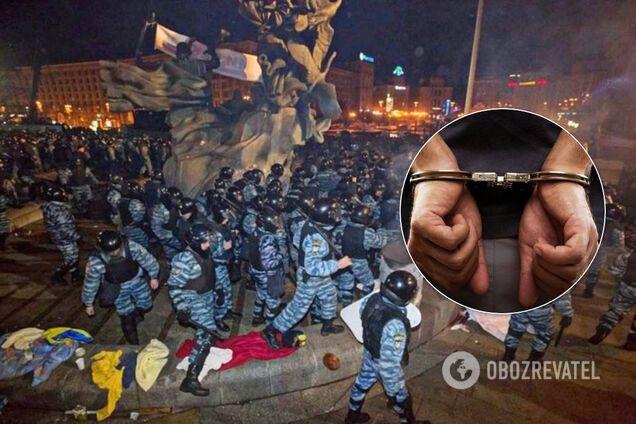 """""""Экс-беркутовцу"""" объявили подозрение в насильственном превышении власти. Иллюстрация"""