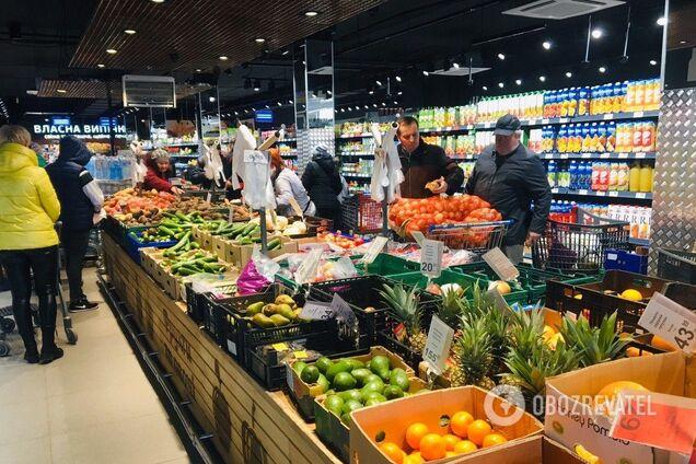 Які продукти стали дешевшими в Дніпрі