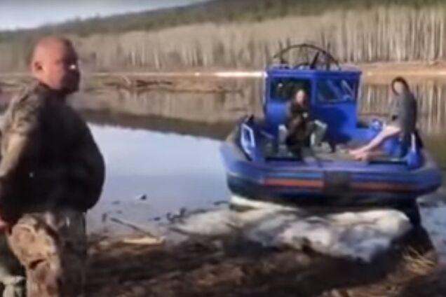 У Росії зловили чиновників, які влаштовували лісові пожежі