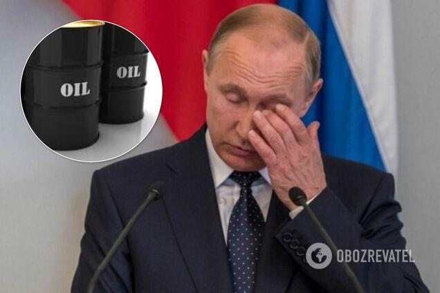 Втрати бюджету РФ через нафту